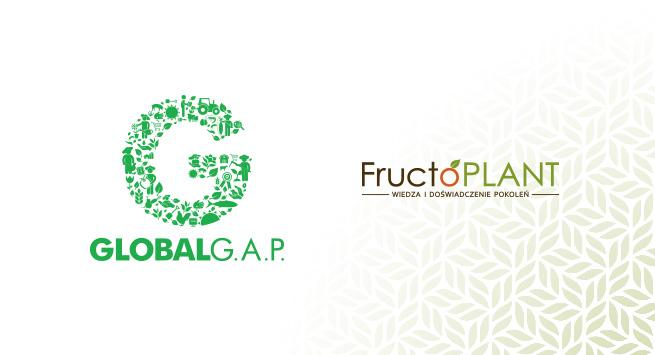 GLOBALG.A.P. dla Fructoplant Sp. z o.o.